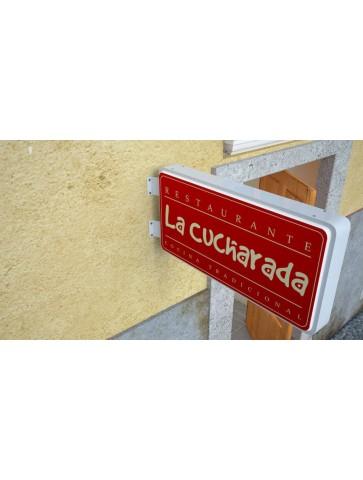 BANDEROLA 100X50 CM SIN...