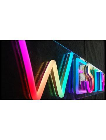 LETRAS LED NEON FLEX