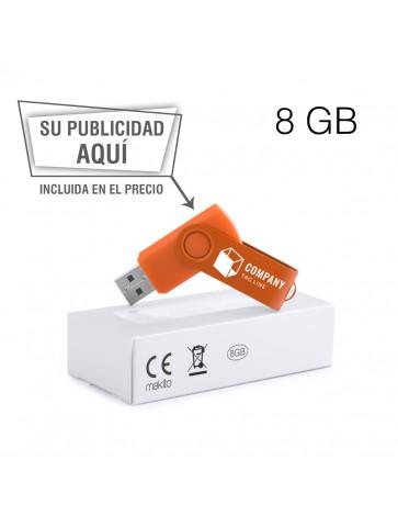 MEMORIA USB 8 GB